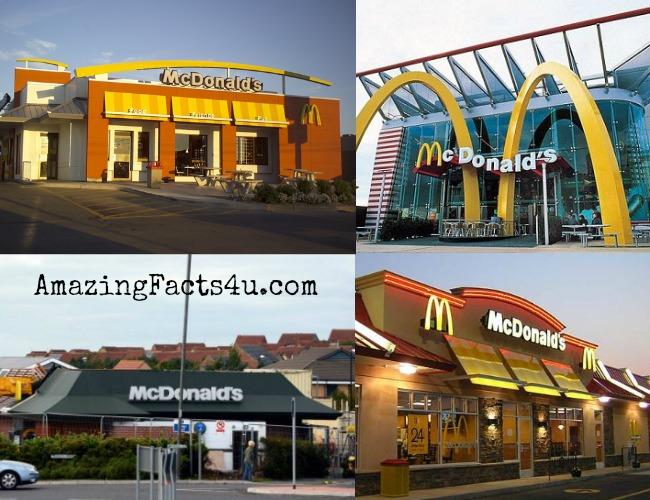 Mcdonald Amazing Facts