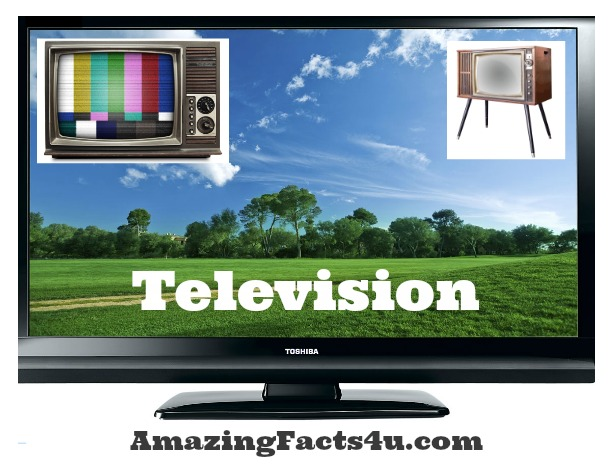 Television Amazing facts