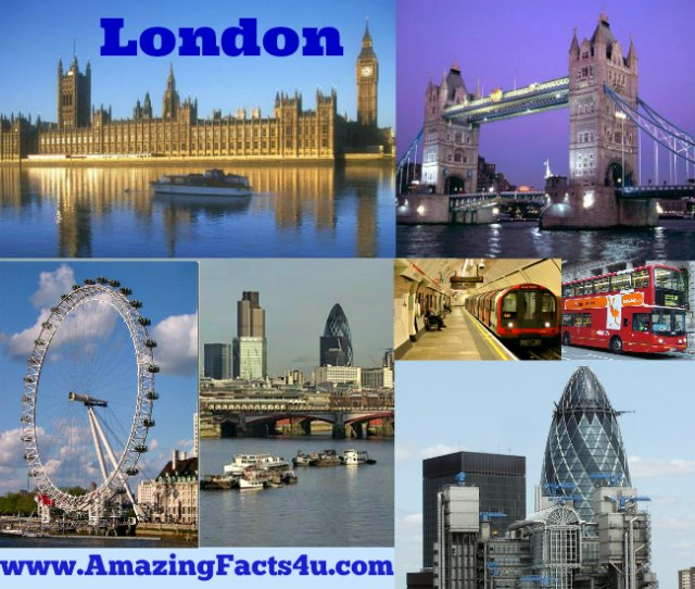London Amazing Facts