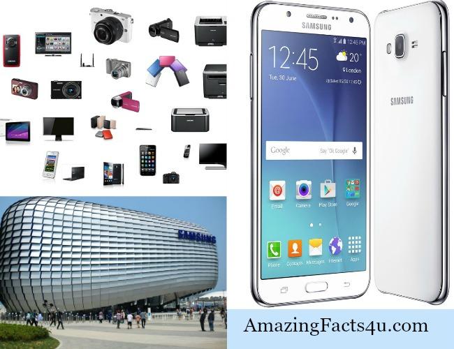 Samsung Amazing Facts