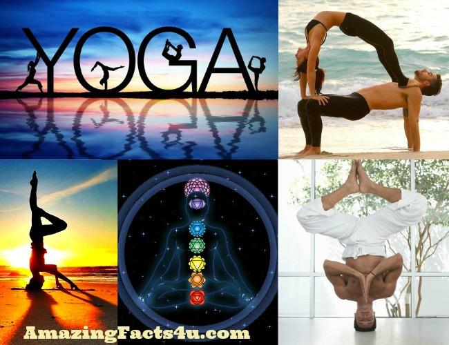 Yoga Amazing facts