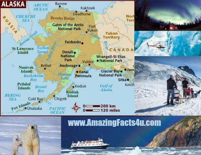 Alaska Amazing Facts
