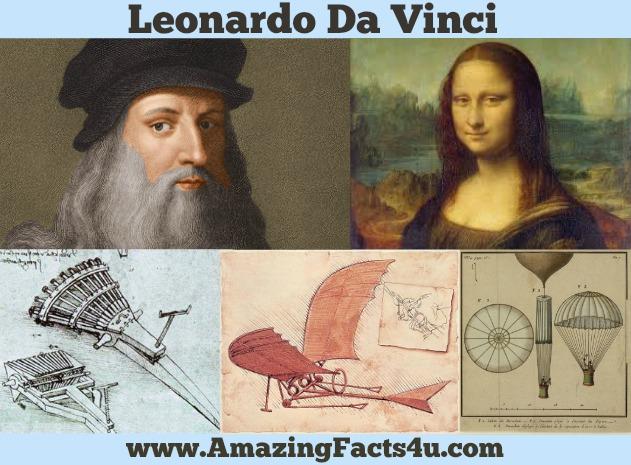 amazing-facts-leonardo-da-vinci