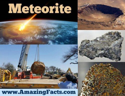 amazing-facts-meteorite